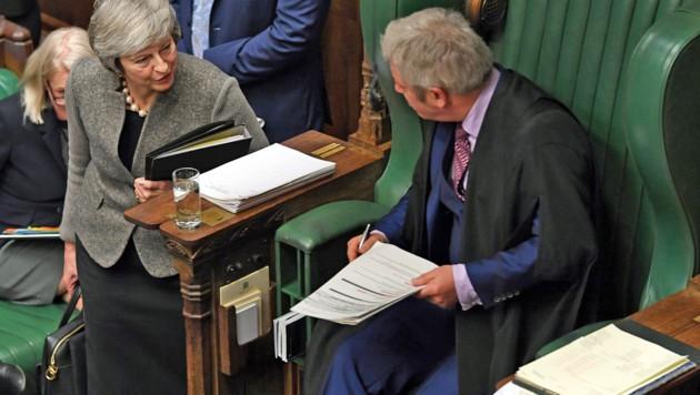 Brexit Absurd 400 Jahre Alte Regel Bremst May Aus Kroneat Wien