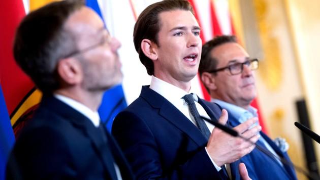 Weniger Lohn Für Flüchtlinge Kanzler Stützt Kickl Kroneat Wien